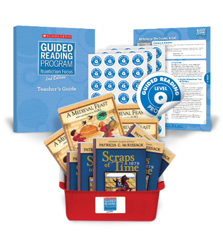 Guided Reading Nonfiction Focus 2nd Edition Level Q