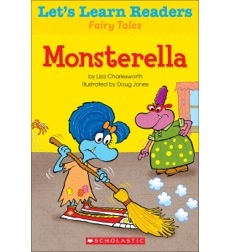 Let's Learn Readers: Monsterella