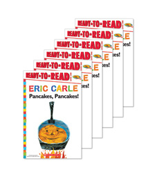 Guided Reading Set: Level M - Pancakes, Pancakes!