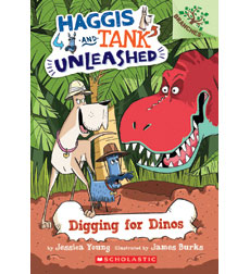 Branches — Haggis and Tank Unleashed: Digging for Dinos