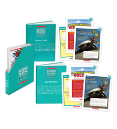Guided Reading Short Reads & Lecturas Cortas Level Q/S Bundle