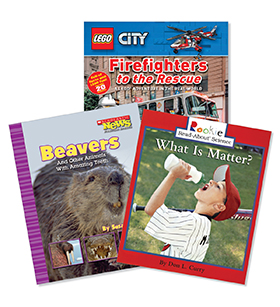 Guided Reading Level Pack 3—I