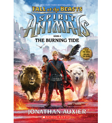 Spirit Animals-Fall of the Beasts: The Burning Tide