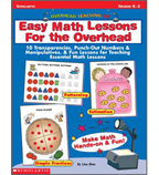 Overhead Teaching Kit: Easy Math Lessons For the Overhead