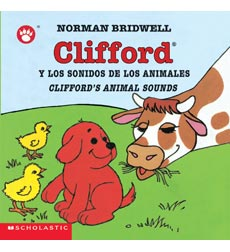 Clifford's Animal Sounds / Clifford y los sonidos de los animales