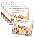Guided Reading Set: Level J – The Doorbell Rang