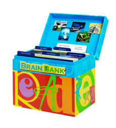 Scholastic Brain Bank Guided Reading Social Studies Box, Grade 4