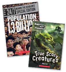 Take Home Book Pack Nonfiction Grade 8