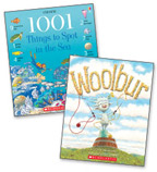 Best Sellers Take Home Book Pack Nonfiction Grade 1