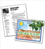 From Seed to Plant - Literacy Fun Pack Express