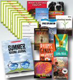 My Books Summer Grade 7 (10 Books)