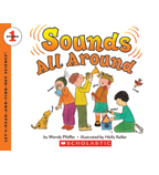 Let's-Read-and-Find-Out Science: Sounds All Around