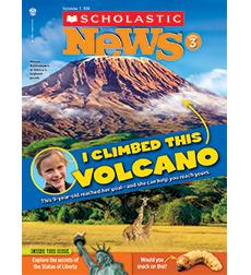 Product Scholastic News Grade 3
