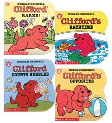 Clifford the Small Red Puppy Collection 2