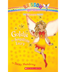 Rainbow Magic-The Weather Fairies: Goldie the Sunshine Fairy