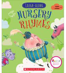 Laugh-Along Nursery Rhymes