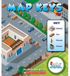 Rookie Read-About Geography-Map Skills: Map Keys