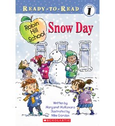 Robin Hill School: Snow Day