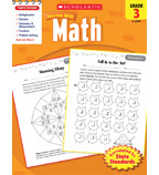 Scholastic Success With Math: Grade 3