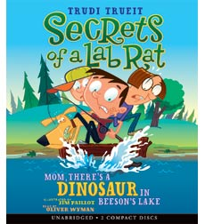 Secrets of a Lab Rat: Mom, There's a Dinosaur in Beeson's Lake