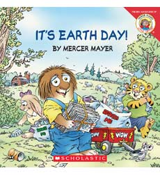 Little Critter: It's Earth Day!