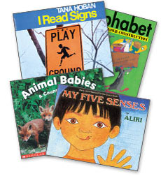 Best Sellers Take Home Book Pack Fiction and Nonfiction Grade PreK
