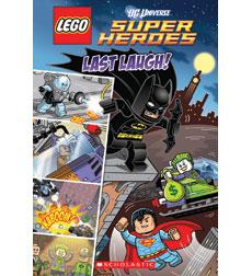 LEGO® DC Superheroes: Last Laugh! 9780545480291