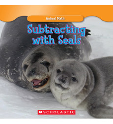 Animal Math: Subtracting with Seals