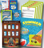 My Books Summer Grade 5 Fiction Focus (5 Books)