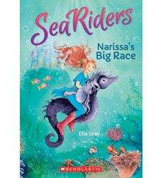 Sea Riders: Narissa's Big Race