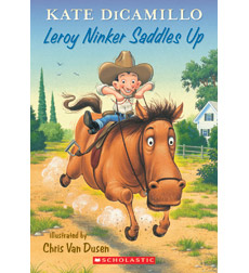 Tales From Deckawoo Drive: Leroy Ninker Saddles Up