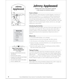 Literacy-Building Booklet: Johnny Appleseed