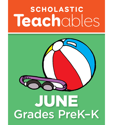 June PreK-K Printable Packet