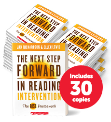 The Next Step Forward in Reading Intervention: The Rise Framework (30-copy pack)