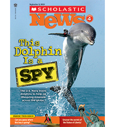 Scholastic News Grade 4 By