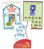 Scholastic Trio Individual Theme Unit Set 5, Language Arts - Autobiography, Grades 5-6