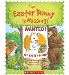 The Easter Bunny Is Missing