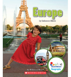 Rookie Read-About Geography-Continents: Europe