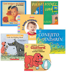 Early Literacy Value Pack Spanish Collection 4
