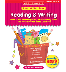 Best of Dr. Jean: Reading & Writing