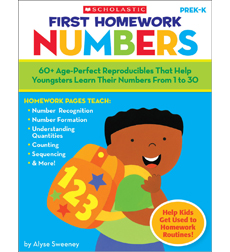 First Homework: Numbers