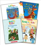 Read and Rise Family Conversations Kit English 2–5