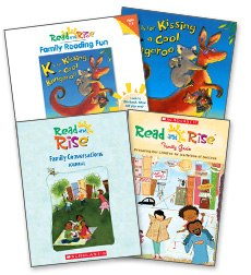 Read and Rise Family Conversations Kit English 2-5