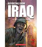 Xbooks—Total War: Reporting from Iraq