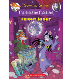 Geronimo Stilton-Creepella von Cacklefur: Fright Night