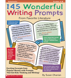 exciting writing prompts