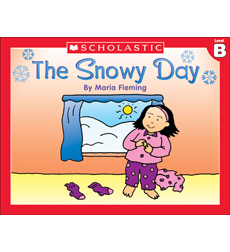 Little Leveled Readers: The Snowy Day (Level B)
