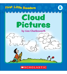 First Little Readers: Cloud Pictures (Level B)