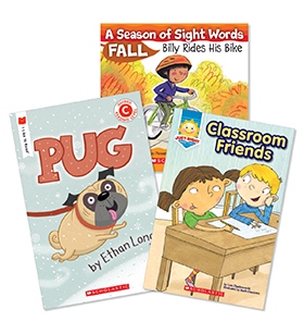 Guided Reading Level Pack—C
