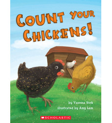 Leveled Math Reader: Count Your Chickens!